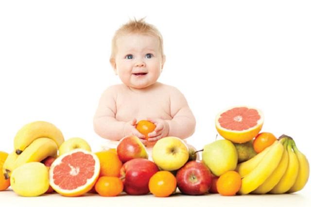 sinh tố cho bé 7 tháng