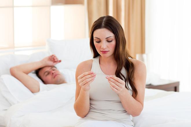 sử dụng biện pháp tránh thai khi quan hệ sau sinh