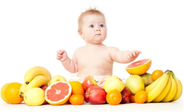 Sự phát triển của trẻ sơ sinh ở tháng thứ 6