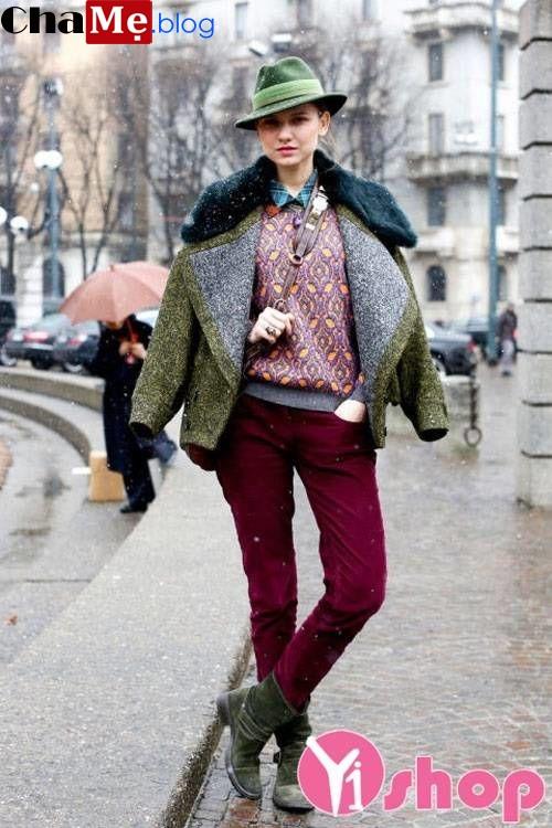 Thời trang áo khoác da lộn nữ đẹp thu đông 2021 - 2022 món đồ nên mua liền tay