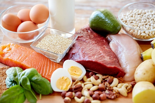 Protein có vai trò duy trì năng lượng cho cơ thể