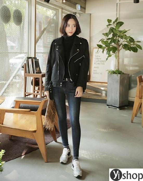 Tổng hợp những kiểu áo khoác nữ đẹp không thể bỏ qua trong mùa thu đông 2021 - 2022 phần 3