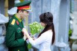 Top stt hay nhớ người yêu đi lính đầy xúc động khiến người đọc xao xuyến