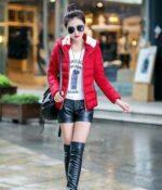 TOP 10 kiểu áo khoác phao nữ Hàn Quốc đẹp đầy cá tính ngày lạnh thu đông 2021 – 2022