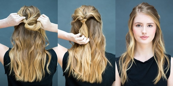 Tổng hợp 10 kiểu tóc nữ đẹp đơn giản dễ làm ngay tại nhà