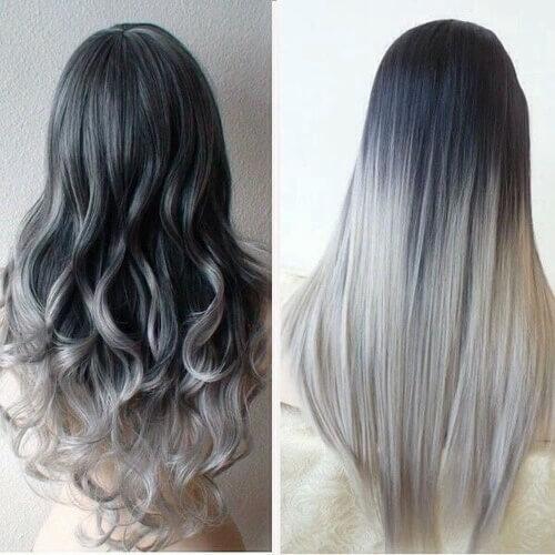Top 10 màu tóc nhuộm ombre đẹp hè 2021 cực chất dành cho bạn gái