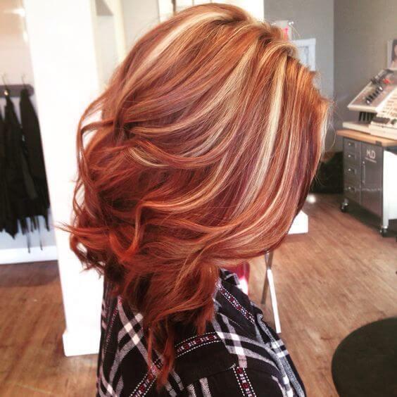Top 10 mẫu tóc nhuộm highlight đẹp tôn lên những đường nét trên khuôn mặt
