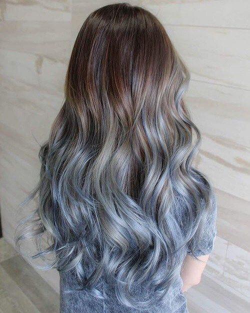 Top 10 màu tóc nhuộm đẹp ưu chuộng nhất năm 2021