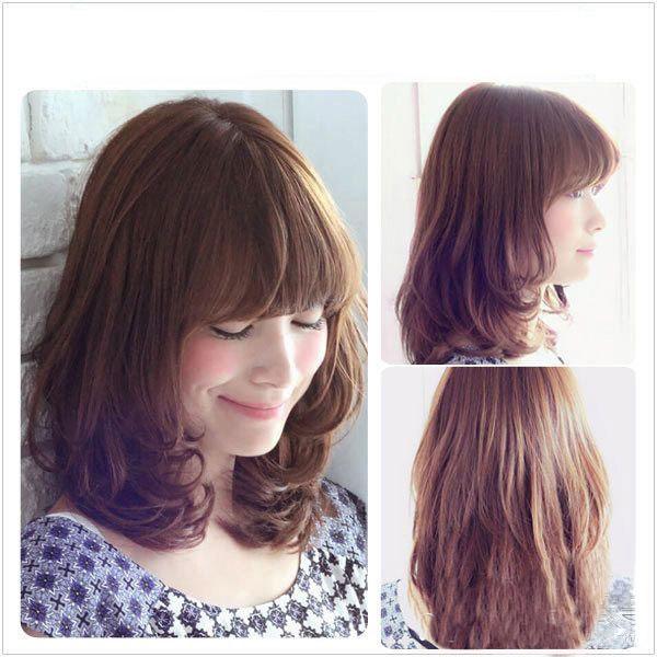 BST 14 kiểu tóc nữ đẹp nhất hè 2021 cho cô nàng mái thưa bị mỏng