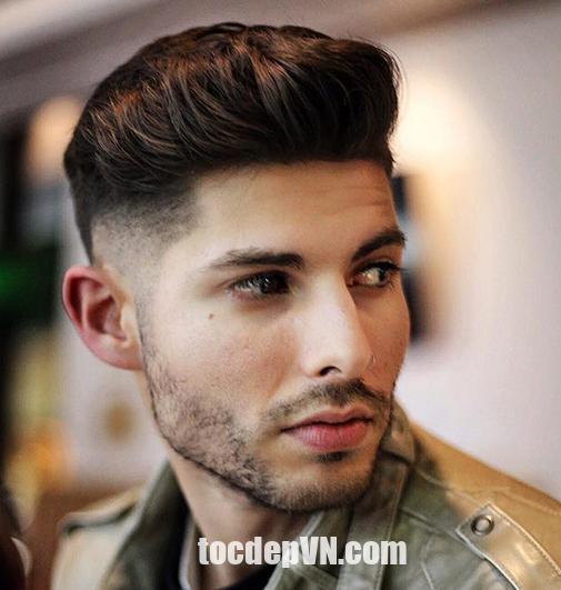 Top 30 kiểu tóc nam đẹp cho khuôn Mặt Vuông 2021 được ưu chuộng nhất
