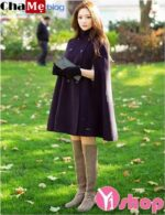 Top 4 kiểu áo khoác nữ hàn quốc đẹp cần có nhất trong mùa thu đông 2021 – 2022