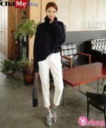 Top 4 kiểu áo len cổ lọ nữ đẹp thích hợp cho những cô nàng mùa đông 2021 – 2022