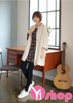 TOP 5 kiểu áo khoác nữ đẹp được giới trẻ yêu thích nhất thu đông 2021 – 2022