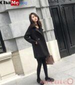 Top 5 kiểu áo khoác nữ đẹp mùa đông hút hồn phái đẹp