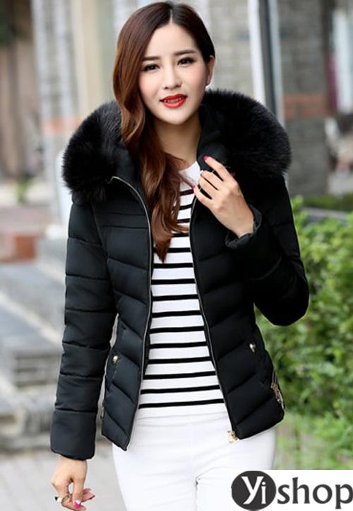 Top 5 kiểu áo khoác nữ đẹp nhất đang làm mưa làm gió hiện nay đông 2021 - 2022 phần 2