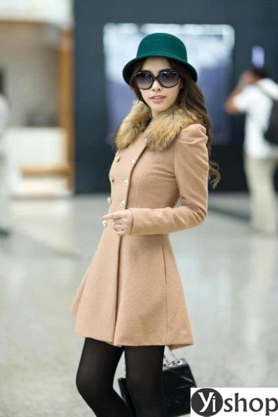 Top 5 kiểu áo khoác nữ đẹp nhất đang làm mưa làm gió hiện nay đông 2021 - 2022 phần 5