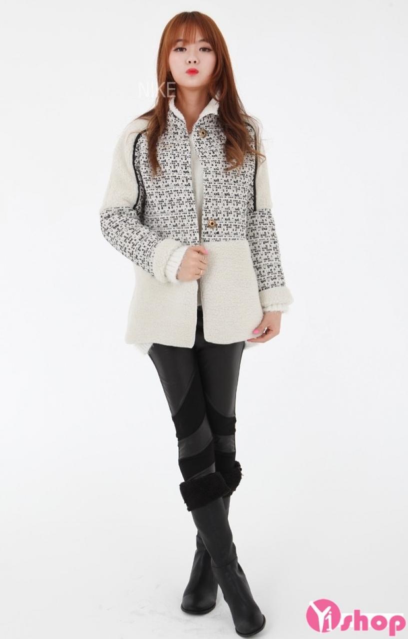 TOP 5 mẫu áo khoác nữ công sở kiểu mới đẹp tinh tế ấn tượng thu đông 2019
