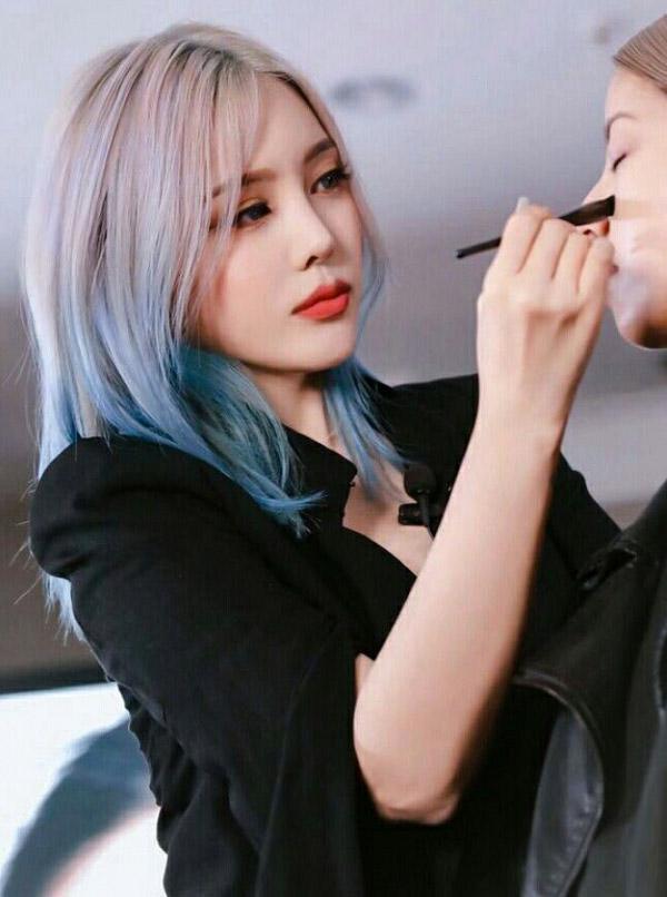 Top 59 kiểu tóc nhuộm màu xám khói đẹp Hàn Quốc vạn người mê đang hot trend 2021