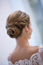 BST 6 kiểu tóc búi cô dâu đẹp sang trọng xinh đẹp trong ngày cưới