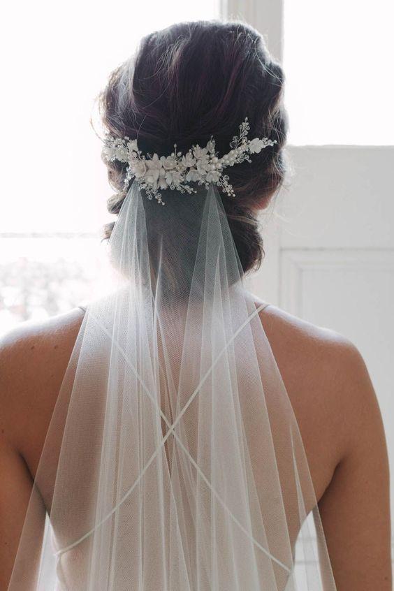 Top 8 kiểu tết tóc cô dâu đẹp nhất 2021 đơn giản dễ thực hiện 3