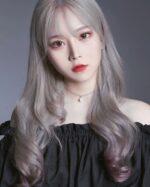 Top 8 màu tóc nhuộm xám đẹp tôn làn da trắng sáng bạn gái hè 2021