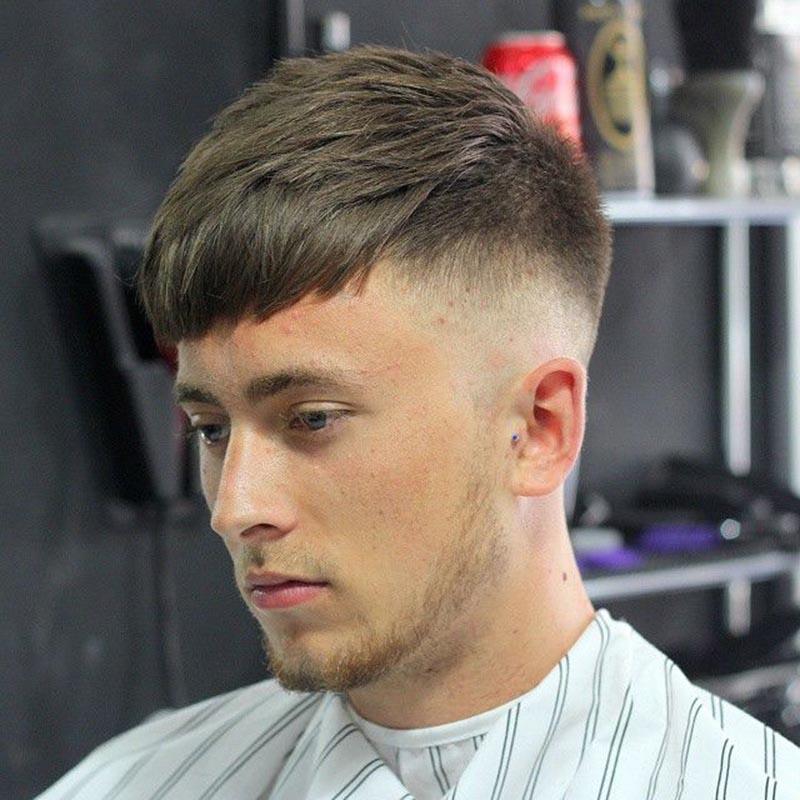 Những kiểu tóc mái nam xoăn đẹp HOT nhất hè 2021 nên thử
