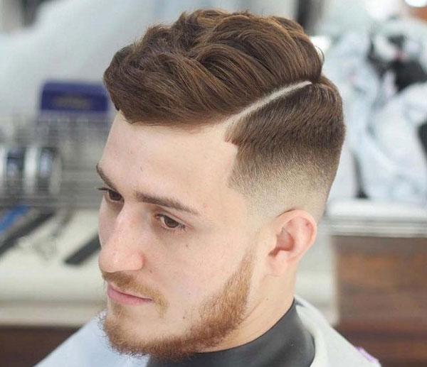 Top 16 kiểu tóc nam đẹp nhất hè 2021 phù hợp khuôn mặt dài, cằm nhọn