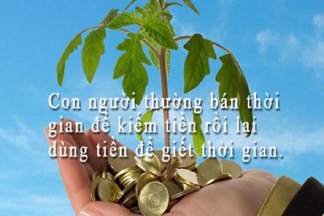 Những stt về tiền và tình, cuộc sống hay và sâu sắc nhất