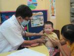 Trẻ em bị viêm phổi có nguy hiểm không?
