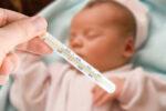 Trẻ sơ sinh nhiệt độ bao nhiêu là bình thường?