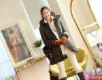 Tuyển chọn những mẫu áo khoác phao nữ Hàn Quốc đẹp siêu ấm áp mùa đông 2021 – 2022