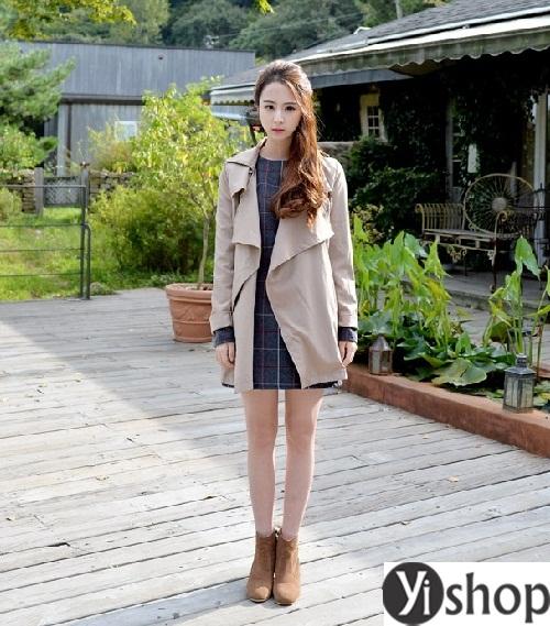 Tuyển tập áo khoác nữ dáng dài đẹp món đồ cần thiết trong mùa đông 2021 - 2022 phần 10