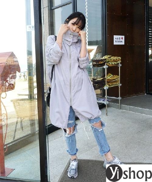 Tuyển tập áo khoác nữ dáng dài đẹp món đồ cần thiết trong mùa đông 2021 - 2022 phần 11