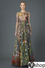 Váy đầm hoa đẹp phong cách vintage cổ điển chào mùa hè 2021 – 2022