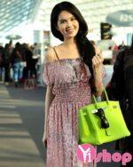 Váy đầm maxi đi biển đẹp item thời trang không thể thiếu hè 2021 – 2022