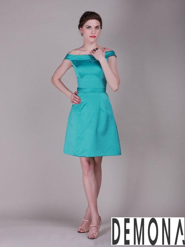 Kiểu đầm voan xòe dự tiệc đẹp 2019 đang đón đầu xu thế thời trang năm nay phần 3