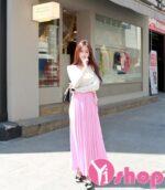 Váy maxi dài chấm gót đẹp hè 2021 – 2022 cho nàng tôn dáng chuẩn hoàn hảo