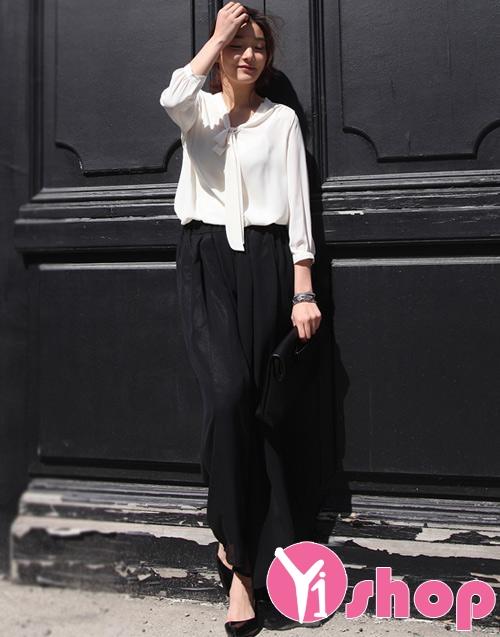 Váy maxi dài chấm gót đẹp hè 2021 - 2022 cho nàng tôn dáng chuẩn hoàn hảo