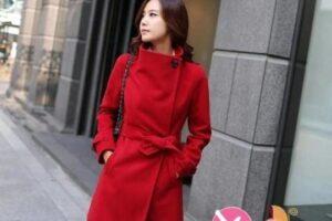 Xu hướng áo khoác dạ nữ sài gòn tphcm cổ cao đẹp đang gây bão trong giới trẻ đông 2021 – 2022
