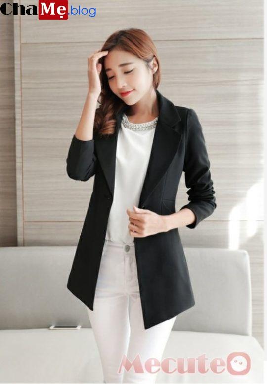 Xu hướng áo khoác nữ đẹp mùa đông 2021 - 2022 cho bạn gái cá tính