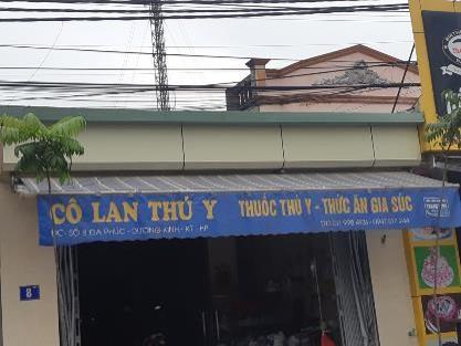 Cô Lan Thú Y