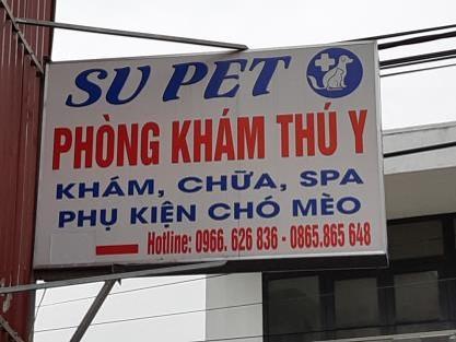 Phòng khám thú y Su Pet