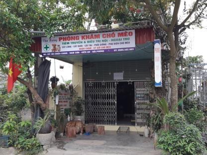 Phòng khám thú y Văn Hưởng