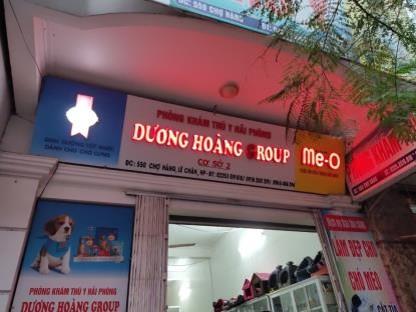 Phòng khám thú y Dương Hoàng Group Cơ Sở 2