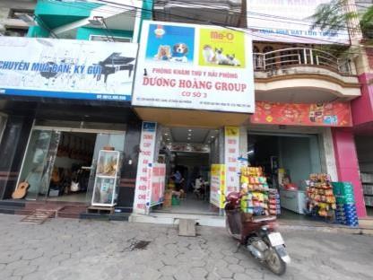Phòng khám thú y Dương Hoàng Group Cơ Sở 3
