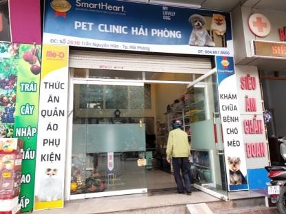 Phòng khám thú y Pet Clinic Hải Phòng