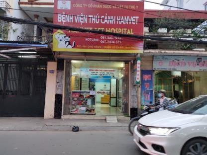 Phòng khám Bệnh Viện Thú Cảnh Hanvet