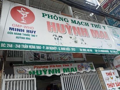 Phòng khám bác sĩ thú y Huỳnh Mai