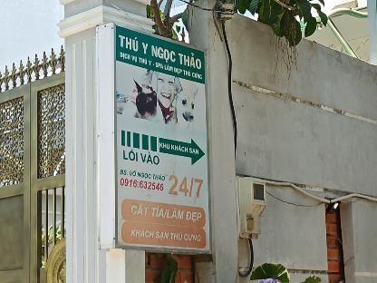 Phòng khám bác sĩ thú y Ngọc Thảo