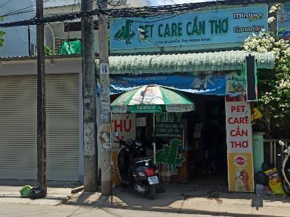 Phòng khám thú y ở Cần Thơ, Pet Care